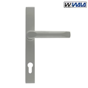 Klamka WALA H1 72 bęb srebrna