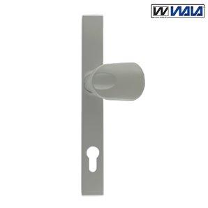 Klamka-Uchwyt WALA H1 92 bęb srebrna