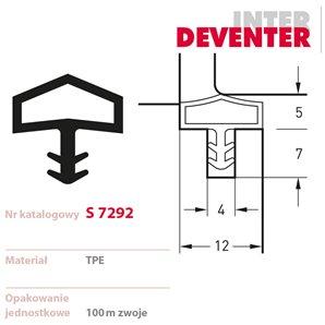 Uszczelka DEVENTER S 7292