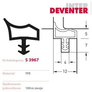 Uszczelka DEVENTER S 3967