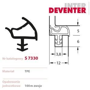 Uszczelka DEVENTER S 7330