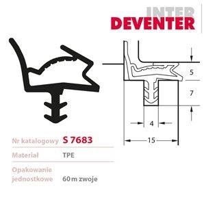Uszczelka DEVENTER S 7683