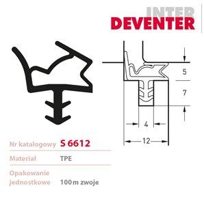 Uszczelka DEVENTER S 6612