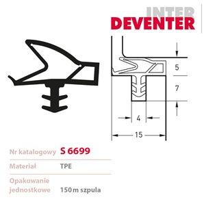 Uszczelka DEVENTER S 6699