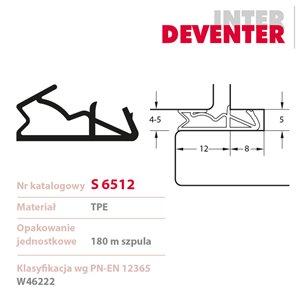 Uszczelka DEVENTER S 6512