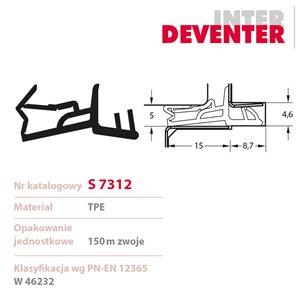 Uszczelka DEVENTER S 7312