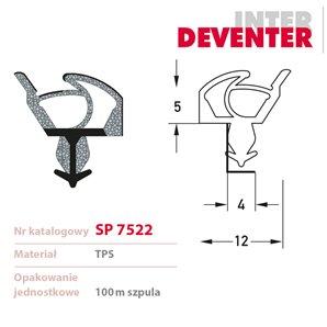 Uszczelka DEVENTER SP 7522