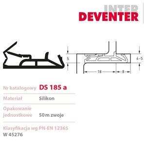 Uszczelka DEVENTER DS 185 a