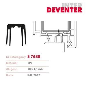 Uszczelka DEVENTER S 7688