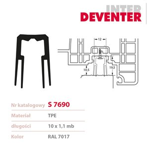 Uszczelka DEVENTER S 7690