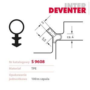 Uszczelka DEVENTER S 9608
