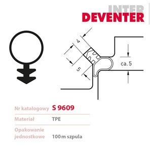 Uszczelka DEVENTER S 9609