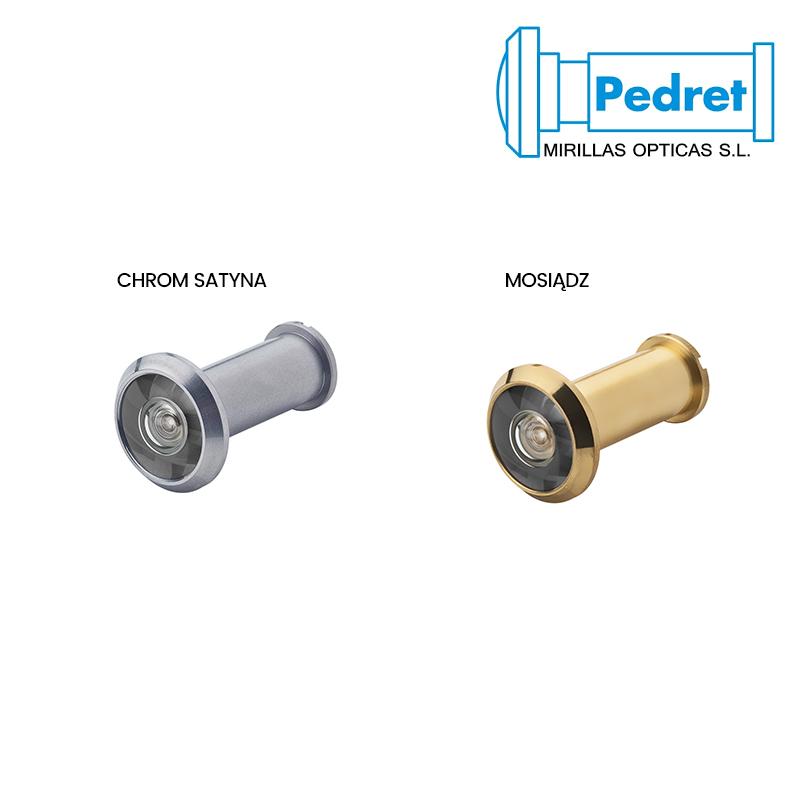 Wizjer PEDRET przeciwpożarowy 14mm (35-55mm)