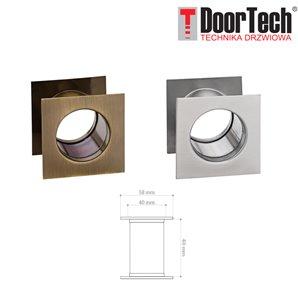 Tuleja drzwiowa kwadrat stalowa