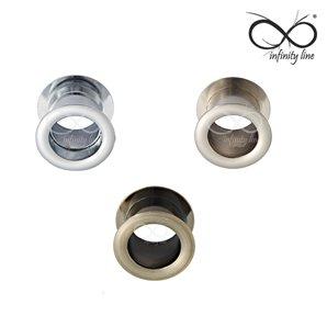 Tuleja drzwiowa INFINITY-LINE okrągła stalowa