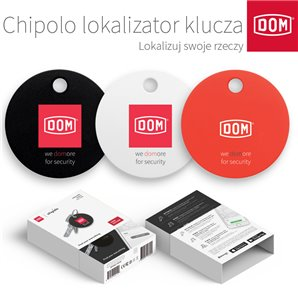 DOM CHIPOLO lokalizator bluetooth
