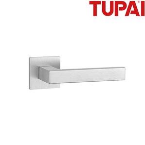 Klamka TUPAI 2275 Q 5S 96 chrom szczotkowany