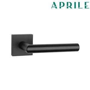 Klamka APRILE ARABIS Q 153 czarny