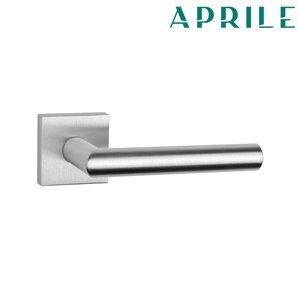 Klamka APRILE ARABIS Q 96 chrom szczotkowany