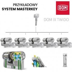 Przykładowy system masterkey dom ix twido