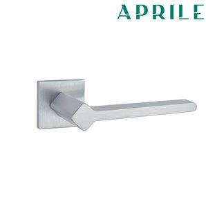 Klamka APRILE NINFEA Q SLIM 7mm 96 chrom szczotkowany