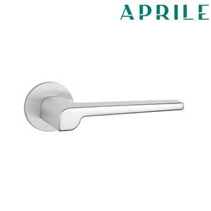 Klamka APRILE MAGNOLIA R 5S 03 chrom szczotkowany