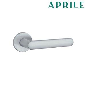 Klamka APRILE FRAGOLA R SLIM 7mm 96 chrom szczotkowany