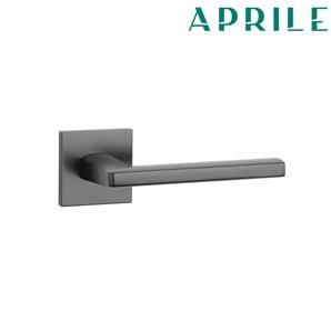 Klamka APRILE PYROLA Q SLIM 7mm153 czarny