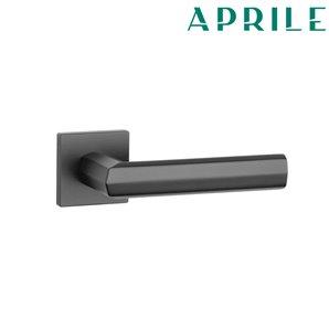 Klamka APRILE FRESIA Q SLIM 7mm153 czarny