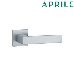 Klamka APRILE ERICA Q SLIM 7mm 96 chrom szczotkowany