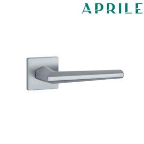 Klamka APRILE JASMINA Q SLIM 7mm 96 chrom szczotkowany