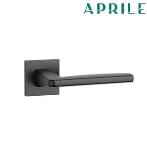 Klamka APRILE ERBA Q SLIM 7mm153 czarny