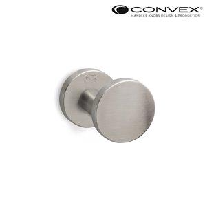 Klamka CONVEX 697 nikiel satyna