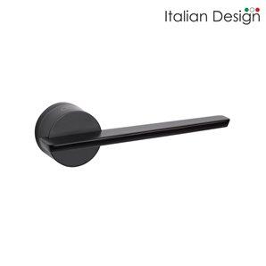 Klamka ITALIAN DESIGN GEMELLO czarna