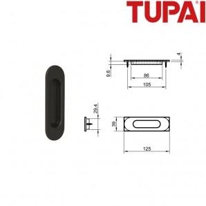 Pochwyt TUPAI 4052 153 czarny