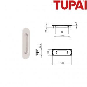 Pochwyt TUPAI 4052 152 biały