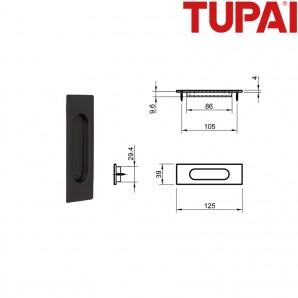 Pochwyt TUPAI 4053 153 czarna