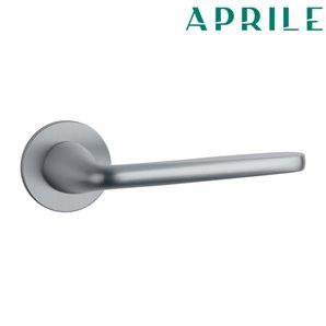 Klamka APRILE HIACYNTA R SLIM 5mm chrom szczotkowany