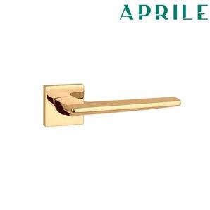 Klamka APRILE LUNARIA Q SLIM 7mm 01 złota