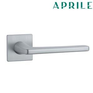 Klamka APRILE SETIA Q SLIM 5mm 96 chrom szczotkowany