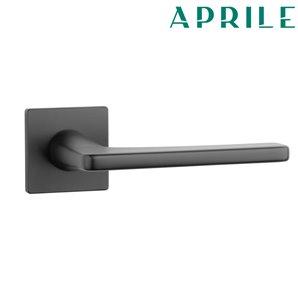 Klamka APRILE SETIA Q SLIM 5mm 153 czarny
