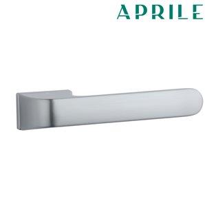Klamka APRILE PLUMERIA RTH SLIM 7mm 96 chrom szczotkowany