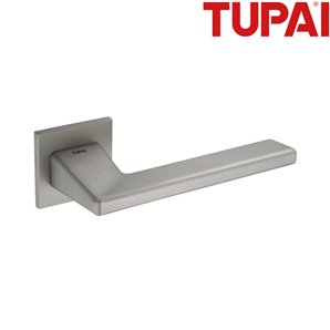 Klamka TUPAI 4140 Q 5S  96 chrom szczotkowany