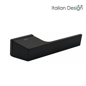 Klamka ITALIAN DESIGN SKY POLO RT czarna