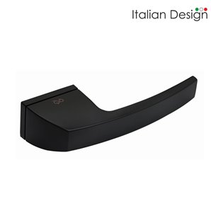 Klamka ITALIAN DESIGN SPECTRA RT czarna