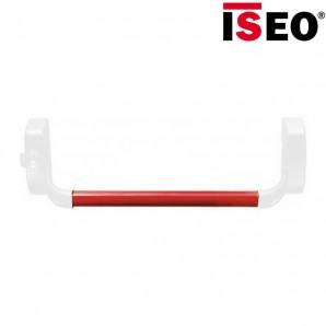 Drążek dźwigni do zamka IDEA BASE 830mm czerwony