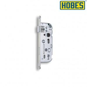 Zamek HOBES 90/40 klucz cynk biały