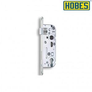 Zamek HOBES 90/40 bęb cynk biały