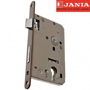 Zamek JANIA 72/55 BOX bęb stolarka lakier piaskowy