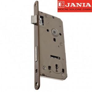 Zamek JANIA 90/50 BOX klucz stolarka lakier piaskowy